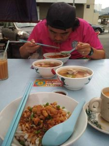 market food breakfast kuala lumpur
