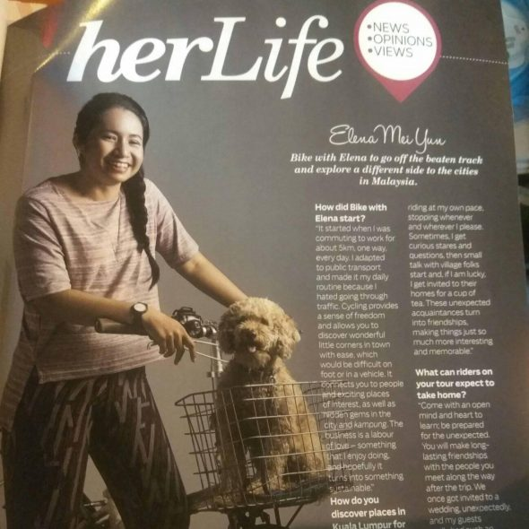 Her World: Her Life-Oct 2017 Issue