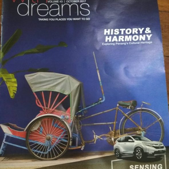 Honda Magazine Issue 43 Oct 2017: With dreams